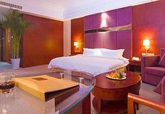 De ruimten van het hotel Royalty-vrije Stock Fotografie