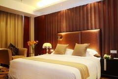 De ruimten van het hotel Stock Foto