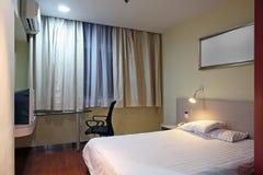 De ruimten van het motel royalty-vrije stock foto