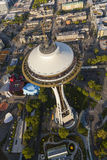 De Ruimtenaald, Seattle, Washington, de V.S. stock foto's