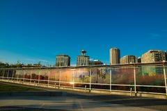 De Ruimtenaald van Seattle Stock Afbeeldingen
