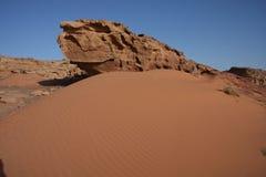 De rum van de wadi stock foto's