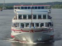 De Russische Cruise van de Rivier Stock Afbeelding