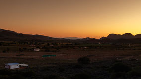 De Rust. Is a small village at the gateway to the Klein Karoo, South Africa Stock Photography