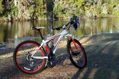 De rust van de fiets Royalty-vrije Stock Fotografie