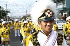 De rust van de parade Stock Afbeelding