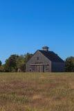 De rustieke schuur van New England Stock Afbeeldingen