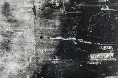 De ruwe gebrande concrete muurachtergrond met vergoelijkt royalty-vrije stock foto's