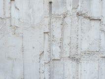 De ruwe de muurtextuur van het grunge oude witte pleister royalty-vrije stock foto