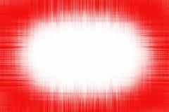 De ruwe rode achtergrond van het lijnenvignet Stock Afbeelding