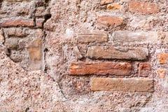 De ruwe textuur van de Muur Royalty-vrije Stock Fotografie