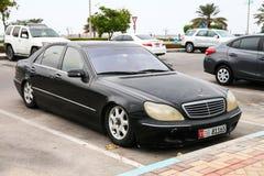 De s-Klasse van Mercedes-Benz W220 stock afbeelding