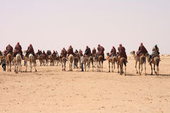 De Sahara Stock Foto's