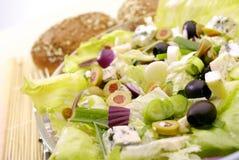 De salade Royalty-vrije Stock Afbeeldingen