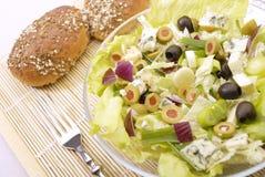De salade Stock Foto
