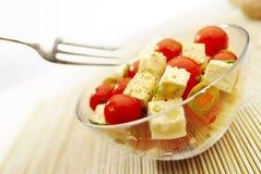 De salade Stock Afbeeldingen