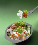De salade Stock Foto's