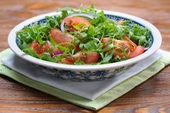 De salade van Arugula Royalty-vrije Stock Foto