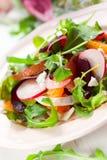 De salade van bieten Stock Afbeelding