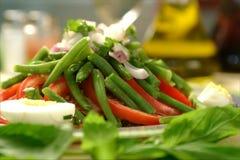 De salade van bonen Royalty-vrije Stock Afbeeldingen