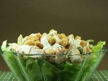 De salade van Caesar Stock Fotografie