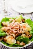 De Salade van Caesar Stock Afbeelding