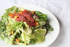 De Salade van Caesar Stock Foto's