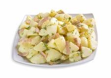 De Salade van de aardappel Royalty-vrije Stock Foto