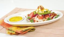 De salade van de avocado Royalty-vrije Stock Afbeelding