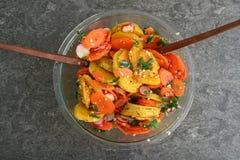 De Salade van de biet Royalty-vrije Stock Afbeelding