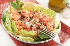 De salade van de boon Royalty-vrije Stock Afbeelding