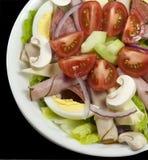 De Salade van de chef-kok Stock Afbeelding