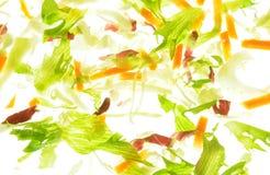 De salade van de ijsberg Stock Foto's
