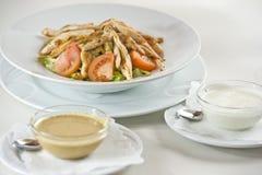De salade van de kip Royalty-vrije Stock Afbeelding