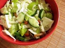 De salade van de kool stock foto