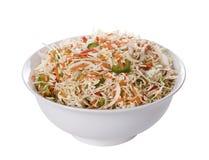 De Salade van de koolsla Royalty-vrije Stock Afbeelding