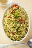 De Salade van de kouskous Royalty-vrije Stock Foto