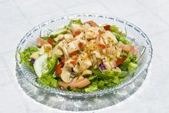 De Salade van de kroonslak Stock Afbeeldingen
