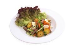 De salade van de mengeling Stock Foto's