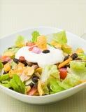 De Salade van de taco Royalty-vrije Stock Afbeelding