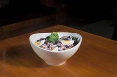 De Salade van de tonijn Royalty-vrije Stock Afbeelding