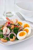 De salade van de varen Royalty-vrije Stock Foto's