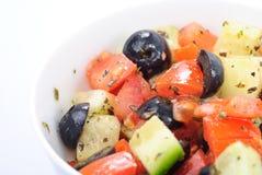 De salade van de veganist Stock Fotografie