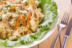 De salade van de verse Groente Royalty-vrije Stock Fotografie