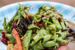 De salade van de Yardlongboon Stock Foto