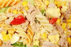 De salade van deegwaren Royalty-vrije Stock Afbeeldingen