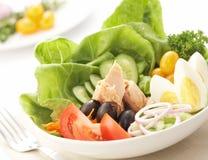 De salade van eieren Stock Fotografie