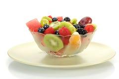 De Salade van Friut Royalty-vrije Stock Afbeelding