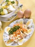 De salade van hazen Stock Fotografie