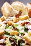 De Salade van het bacon Royalty-vrije Stock Fotografie